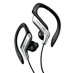 JVC HAEB75 Silver  Sports In-ear Headphones