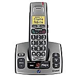 BT Freestyle 750 Single Cordless Telephone