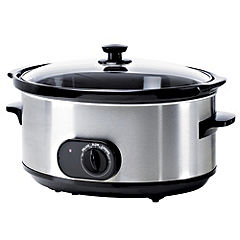 Sainsbury's 6.2L Slow Cooker