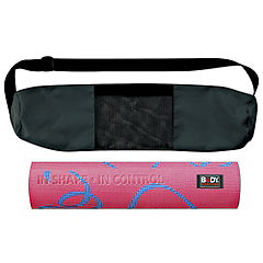 Body Sculpture Deluxe Yoga Mat with Bag