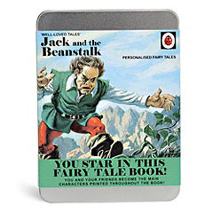 Personalised Fairy Tales Jack And The Beanstalk