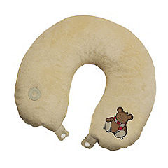 HoMedics Snuggly Bear Travel Pillow