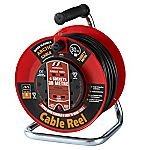 Masterplug Large Cable Reel 30m