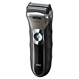 Braun Series 3 Shaver 390CC Wet and Dry with Clean and Renew System