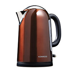 Kenwood SJM016 Metallics Auburn Copper Kettle