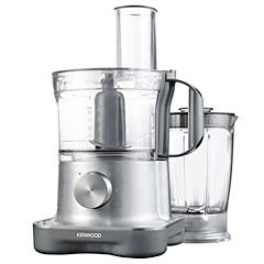 Kenwood FP250 Multi Pro Food Processor Brushed Aluminium