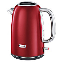 Breville Opula Collection Red Stainless Steel Jug Kettle