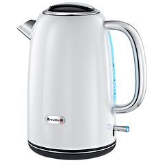 Breville Opula Collection Opal White Stainless Steel Jug Kettle