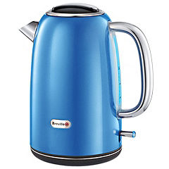 Breville Opula Collection Topaz Blue Stainless Steel Jug Kettle