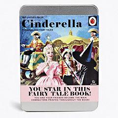 Personalised Fairy Tales Cinderella