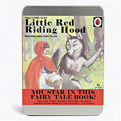 Personalised Fairy Tales Little Red Riding Hood