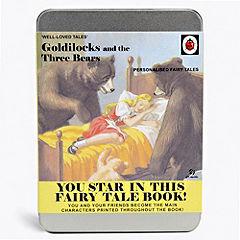 Personalised Fairy Tales Goldilocks