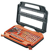 Black & Decker A7152TS 35-piece Drill Bit and Driver Set