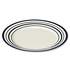 Tu Coastal Stripe Side Plate