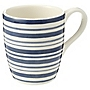 Tu Coastal Stripe Mug