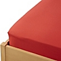 Tu Tomato Red Non-iron Fitted Sheet