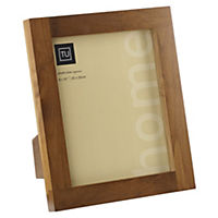 Tu Solid Dark Wood Frame 8x10""