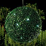 Sainsbury's Hanging Topiary Ball 30cm