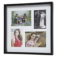 Tu Black 4 Aperture Box Frame