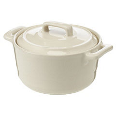 Sainsbury's Brights Mini Casserole Dish Cream