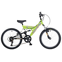 "Townsend Xforce 20"" Dual Suspension Boys' Bike"
