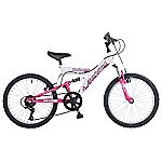 "Townsend Solar 20"" Dual Suspension Girls' Bike"
