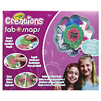 Creations Fab Snap Playset
