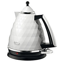 DeLonghi Brilliante Kettle White