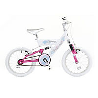 "Townsend Siren 16"" Dual Suspension Girls' Bike"