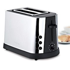 Prestige Stainless Steel 2-slice Toaster