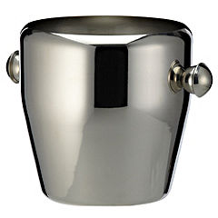 Sainsbury's Stainless Steel Ice Bucket
