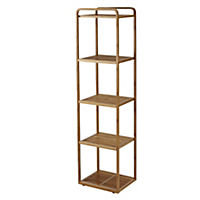 Tu Bamboo Bathroom Storage Unit