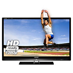 Sharp LC40LE831E 40 Full HD 1080p 3D LED TV