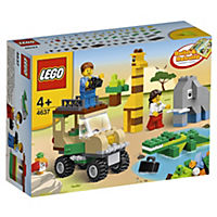 LEGO Bricks & More Safari Building Set