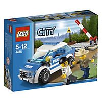 LEGO City Patrol Car