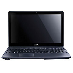 "Acer Aspire 5750G LX.RXL02.059 Intel Core i3-2350M 4GB 500GB 15.6"" LED LCD Notebook Black"