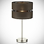 Tu Brown Tiered Table Lamp