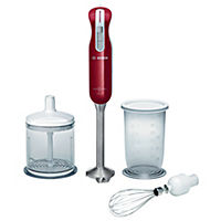 Bosch MSM7700GB Hand Blender Red and White