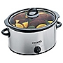 Crock-Pot 3.5L Stainless Steel Slow Cooker