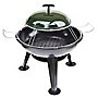 La Hacienda Multifunction Pizza Fire Pit & Barbecue