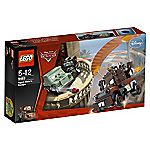 LEGO Cars 2 Agent Mater Escape