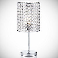 Tu Beaded Table Lamp