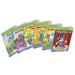 Leapfrog Tag Book: Learn to Read Volume 1