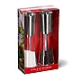 Cole & Mason Salt & Pepper Style Mill Set Acrylic & Stainless Steel