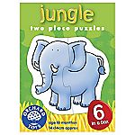 Orchard Toys 2-piece Jungle Puzzle