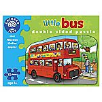Orchard Toys Double-sided Little Bus Puzzle