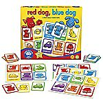Orchard Toys Red Dog Blue Dog Match Lotto