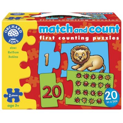 Orchard Toys Match & Count Puzzle - image 1