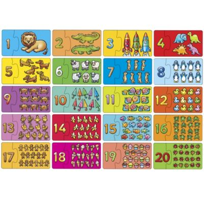 Orchard Toys Match & Count Puzzle - image 2