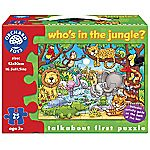 Orchard Toys Who's in the Jungle